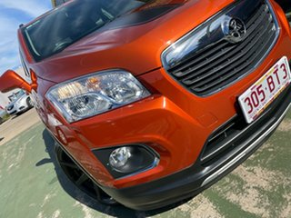 2015 Holden Trax TJ MY15 LTZ 6 Speed Automatic Wagon.