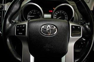 2015 Toyota Landcruiser Prado KDJ150R MY15 Altitude (4x4) Silver Pearl 5 Speed Sequential Auto Wagon