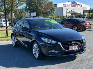 2018 Mazda 3 BN5478 Neo Sport Blue 6 Speed Sports Automatic Hatchback.