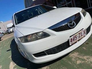 2005 Mazda 6 GG1031 MY04 Classic 4 Speed Sports Automatic Sedan.