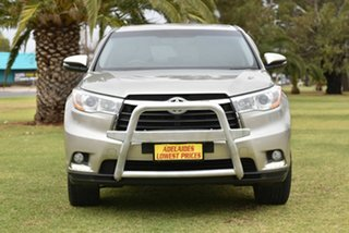 2016 Toyota Kluger GSU50R GX 2WD Fawn 6 Speed Sports Automatic Wagon.