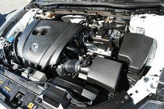 2015 Mazda 6 GJ1032 Sport SKYACTIV-Drive White 6 Speed Sports Automatic Sedan
