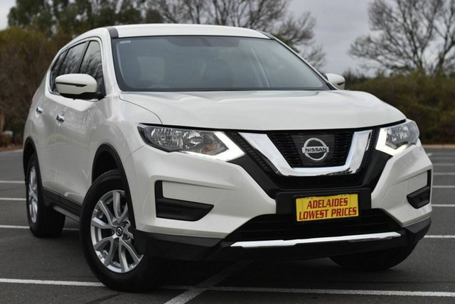 Used Nissan X-Trail T32 Series II ST X-tronic 2WD Enfield, 2018 Nissan X-Trail T32 Series II ST X-tronic 2WD White 7 Speed Constant Variable Wagon