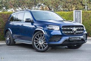 2020 Mercedes-Benz GLS-Class X167 800+050MY GLS400 d 9G-Tronic 4MATIC Brilliant Blue 9 Speed.