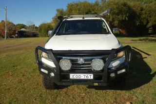 2019 Holden Colorado RG MY20 LTZ Pickup Crew Cab White 6 Speed Manual Utility.