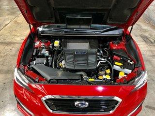 2018 Subaru Levorg V1 MY18 2.0 GT-S CVT AWD Red 8 Speed Constant Variable Wagon