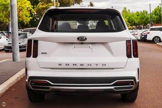 2021 Kia Sorento MQ4 S White Sports Automatic Dual Clutch SUV.