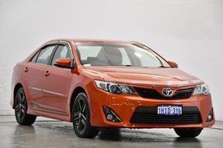 2014 Toyota Camry ASV50R RZ Orange 6 Speed Sports Automatic Sedan