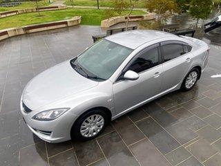 2009 Mazda 6 GH1051 MY09 Classic Silver 5 Speed Sports Automatic Sedan