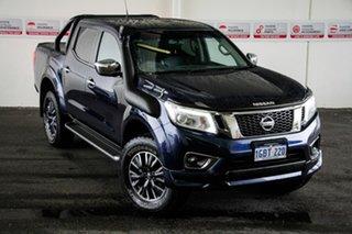 2016 Nissan Navara NP300 D23 ST N-Sport SE (4x4) Blue 6 Speed Manual Dual Cab Utility.