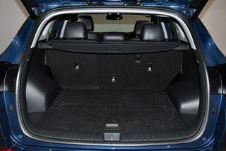 2017 Hyundai Tucson TLE2 MY18 Highlander D-CT AWD Blue 7 Speed Sports Automatic Dual Clutch Wagon