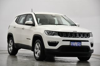 2018 Jeep Compass M6 MY18 Sport FWD Vocal White 6 Speed Automatic Wagon