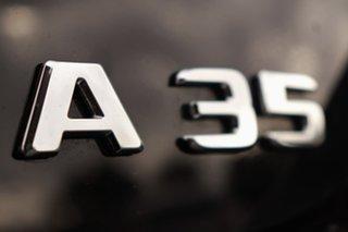 2021 Mercedes-Benz A-Class W177 801+051MY A35 AMG SPEEDSHIFT DCT 4MATIC Black 7 Speed