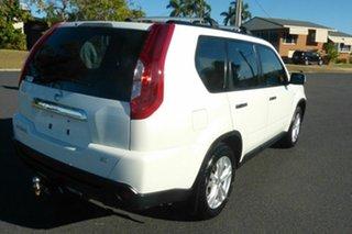 2012 Nissan X-Trail ST Pearl White Manual Wagon.