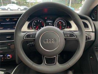 2012 Audi A5 8T Cuvee Silver Sports Automatic Dual Clutch Coupe