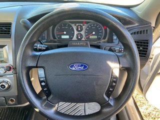 2006 Ford Falcon BF XL Ute Super Cab Silver 4 Speed Automatic Utility