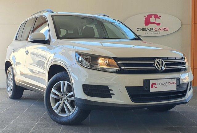 Used Volkswagen Tiguan 5N MY12 118TSI 2WD Brendale, 2011 Volkswagen Tiguan 5N MY12 118TSI 2WD White 6 Speed Manual Wagon