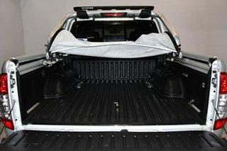 2018 Nissan Navara D23 S3 ST-X Silver 6 Speed Manual Utility