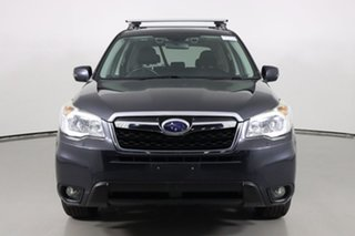 2013 Subaru Forester MY13 2.5I-S Grey Continuous Variable Wagon.