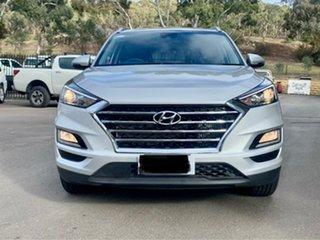 2020 Hyundai Tucson TL3 MY20 Elite AWD Silver 8 Speed Sports Automatic Wagon.