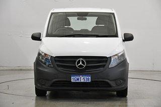 2017 Mercedes-Benz Vito 447 111CDI LWB White 6 Speed Manual Van.