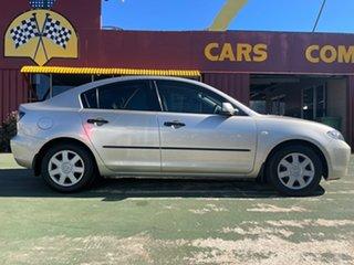 2006 Mazda 3 BK10F1 Neo 4 Speed Sports Automatic Sedan.