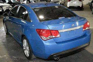 2013 Holden Cruze JH Series II MY13 SRi Blue 6 Speed Manual Sedan