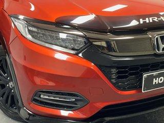 2018 Honda HR-V MY18 RS Burgundy 1 Speed Constant Variable Hatchback.