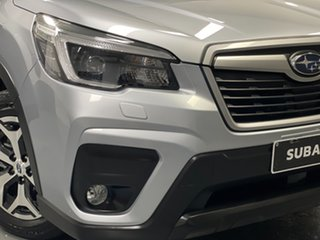 2020 Subaru Forester S5 MY20 2.5i CVT AWD Silver 7 Speed Constant Variable Wagon.