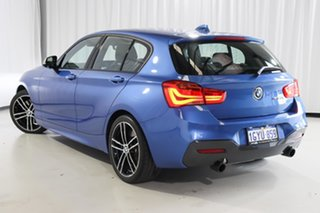 2018 BMW 1 Series F20 LCI-2 M140i Blue 8 Speed Sports Automatic Hatchback.