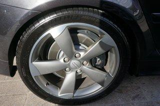 2011 Audi S3 8P MY11 Sportback S Tronic Quattro Grey 6 Speed Sports Automatic Dual Clutch Hatchback
