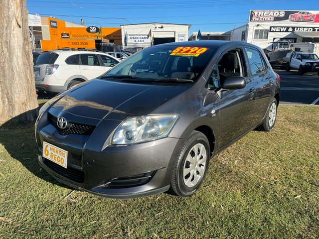 Used Toyota Corolla ZRE152R Ascent Clontarf, 2008 Toyota Corolla ZRE152R Ascent 4 Speed Automatic Hatchback