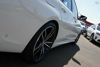 2020 BMW 330i F30 LCI M Sport Alpine White 8 Speed Auto Steptronic Sport Sedan