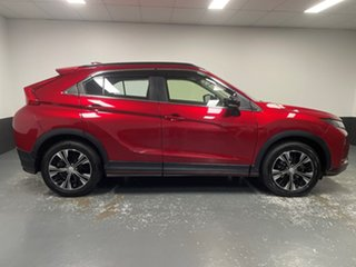 2018 Mitsubishi Eclipse Cross YA MY18 ES 2WD Red 8 Speed Constant Variable Wagon