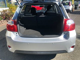 2010 Toyota Corolla ZRE152R MY11 Conquest Silver 4 Speed Automatic Hatchback