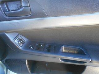 2011 Mitsubishi Lancer CJ MY11 SX Blue 6 Speed Constant Variable Sedan