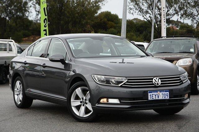 Used Volkswagen Passat 3C (B8) MY16 132TSI DSG Clarkson, 2016 Volkswagen Passat 3C (B8) MY16 132TSI DSG Grey 7 Speed Sports Automatic Dual Clutch Sedan