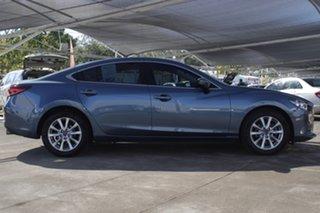 2012 Mazda 6 GJ1031 Touring SKYACTIV-Drive Blue Reflex 6 Speed Sports Automatic Sedan.