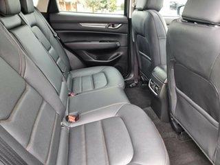 2017 Mazda CX-5 KF4WLA Akera SKYACTIV-Drive i-ACTIV AWD Titanium Flash 6 Speed Sports Automatic