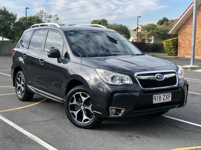 Used Subaru Forester S4 MY13 XT Lineartronic AWD Premium Chermside, 2013 Subaru Forester S4 MY13 XT Lineartronic AWD Premium Grey 8 Speed Constant Variable Wagon