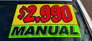 2004 Suzuki Liana RH418 Type 4 GS Silver 5 Speed Manual Sedan