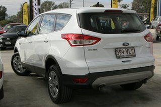 2014 Ford Kuga TF Ambiente AWD White 6 Speed Sports Automatic Wagon.