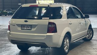2010 Ford Territory SY MkII TS RWD Limited Edition White 4 Speed Sports Automatic Wagon