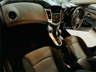 2009 Holden Cruze JG CD Black 6 Speed Automatic Sedan