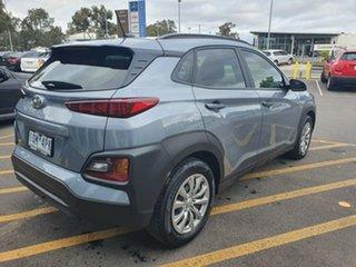 2019 Hyundai Kona OS.3 MY20 Go 2WD Silver 6 Speed Sports Automatic Wagon