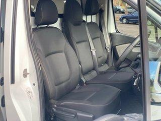 2017 Renault Trafic X82 103KW Low Roof SWB White 6 Speed Manual Van