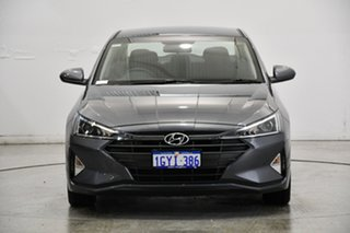 2019 Hyundai Elantra AD.2 MY20 Go Iron Grey 6 Speed Sports Automatic Sedan.