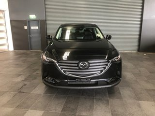 2021 Mazda CX-9 TC Touring SKYACTIV-Drive i-ACTIV AWD Jet Black 6 Speed Sports Automatic Wagon.
