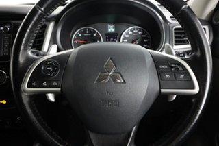 2016 Mitsubishi Triton MQ MY16 Exceed (4x4) Black 5 Speed Automatic Dual Cab Utility