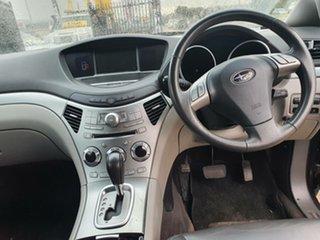 2012 Subaru Tribeca B9 MY12 R AWD Premium Pack Silver 5 Speed Sports Automatic Wagon